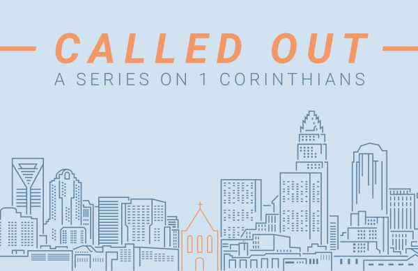 Called Out - 1 Cor. 2:1-16 Image