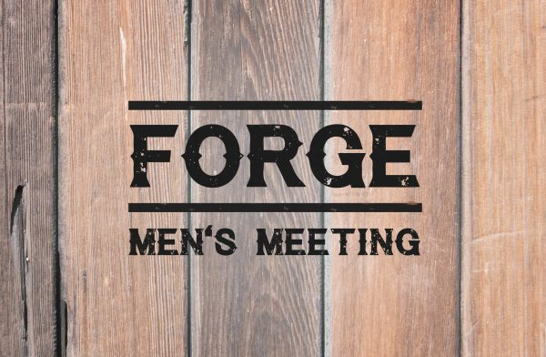 Men's Meeting: Discipleship Image